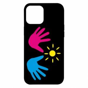 Etui na iPhone 12 Pro Max Dłonie