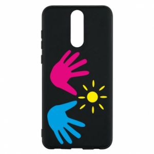 Phone case for Huawei Mate 10 Lite Palms of hands