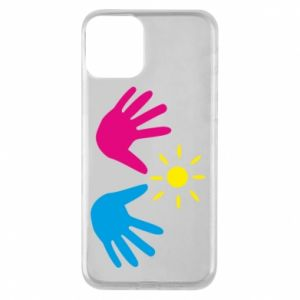 Phone case for iPhone 11 Palms of hands