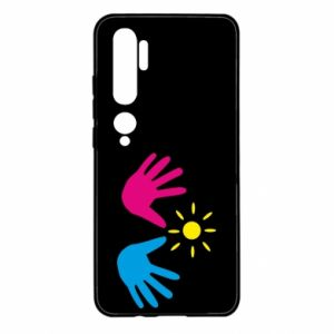Etui na Xiaomi Mi Note 10 Dłonie