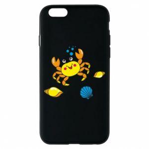 Etui na iPhone 6/6S Dno morskie