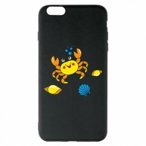 Etui na iPhone 6 Plus/6S Plus Dno morskie