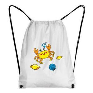 Backpack-bag Sea bottom