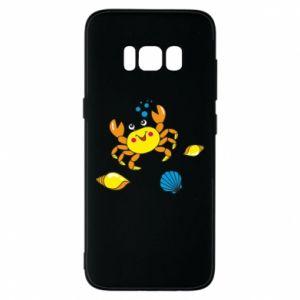Etui na Samsung S8 Dno morskie