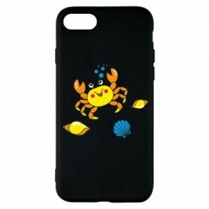 Etui na iPhone 7 Dno morskie