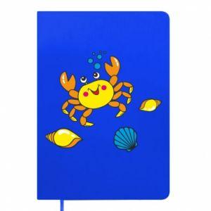 Notepad Sea bottom