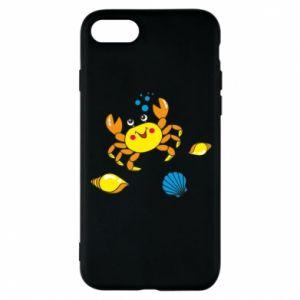 Etui na iPhone 8 Dno morskie