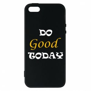 Etui na iPhone 5/5S/SE Do good today