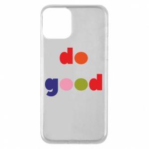 Etui na iPhone 11 Do good