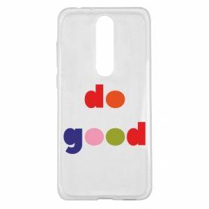 Etui na Nokia 5.1 Plus Do good
