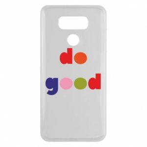 Etui na LG G6 Do good
