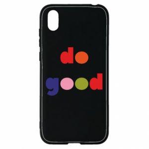 Etui na Huawei Y5 2019 Do good