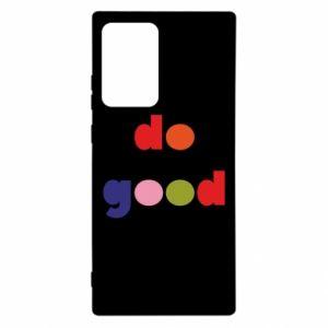 Etui na Samsung Note 20 Ultra Do good