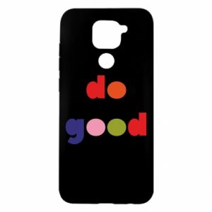 Etui na Xiaomi Redmi Note 9/Redmi 10X Do good