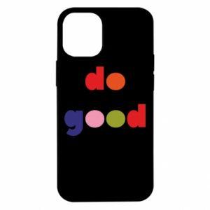 Etui na iPhone 12 Mini Do good