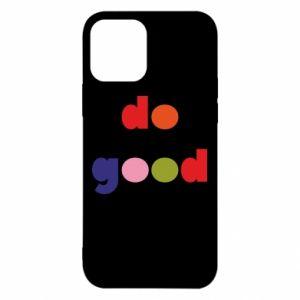Etui na iPhone 12/12 Pro Do good