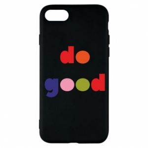 Etui na iPhone 8 Do good