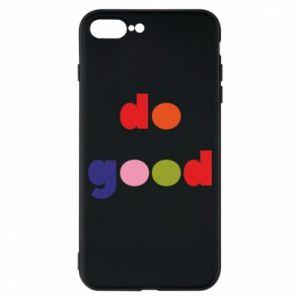 Etui na iPhone 8 Plus Do good