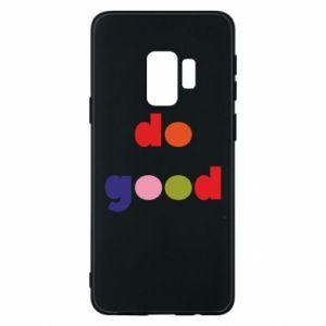 Etui na Samsung S9 Do good