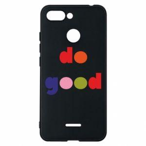 Etui na Xiaomi Redmi 6 Do good