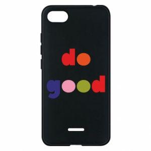Etui na Xiaomi Redmi 6A Do good