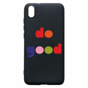 Etui na Xiaomi Redmi 7A Do good