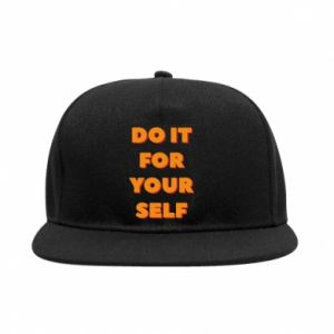 Snapback Do it for yourself
