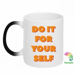Magic mugs Do it for yourself