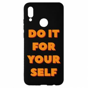Huawei P Smart 2019 Case Do it for yourself