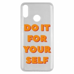 Huawei Y9 2019 Case Do it for yourself