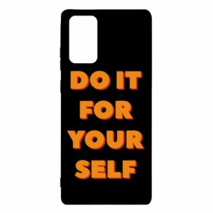 Samsung Note 20 Case Do it for yourself