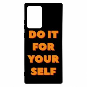 Samsung Note 20 Ultra Case Do it for yourself