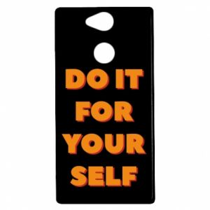 Sony Xperia XA2 Case Do it for yourself