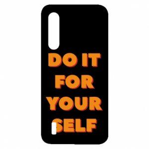 Xiaomi Mi9 Lite Case Do it for yourself