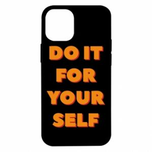 iPhone 12 Mini Case Do it for yourself