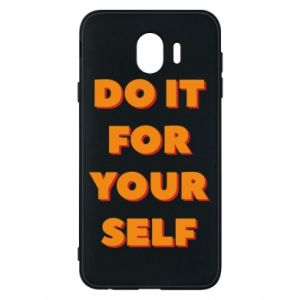 Etui na Samsung J4 Do it for yourself