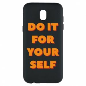 Etui na Samsung J5 2017 Do it for yourself