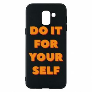 Etui na Samsung J6 Do it for yourself