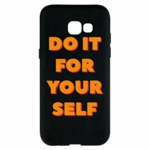 Etui na Samsung A5 2017 Do it for yourself