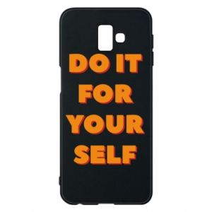 Etui na Samsung J6 Plus 2018 Do it for yourself