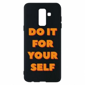 Etui na Samsung A6+ 2018 Do it for yourself