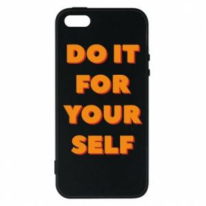 Etui na iPhone 5/5S/SE Do it for yourself