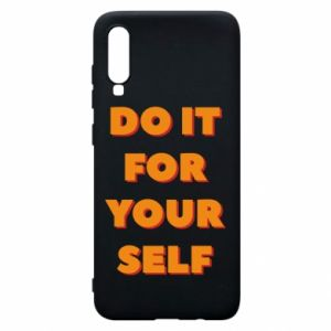 Etui na Samsung A70 Do it for yourself