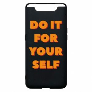 Etui na Samsung A80 Do it for yourself