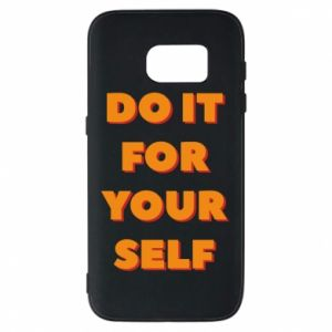 Etui na Samsung S7 Do it for yourself