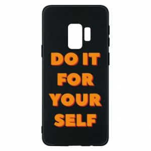 Etui na Samsung S9 Do it for yourself