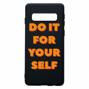 Etui na Samsung S10 Do it for yourself