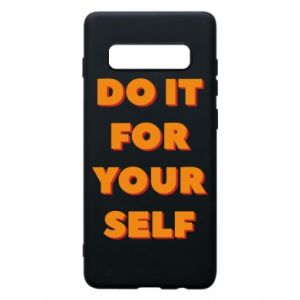 Etui na Samsung S10+ Do it for yourself