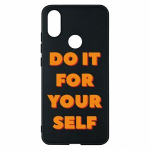 Etui na Xiaomi Mi A2 Do it for yourself