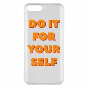 Etui na Xiaomi Mi6 Do it for yourself